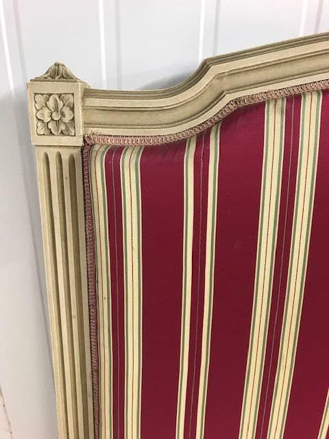 Vintage French King Size Bed  - ha193
